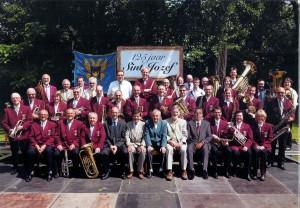 Palingfeest Sint Jozef Fanfare