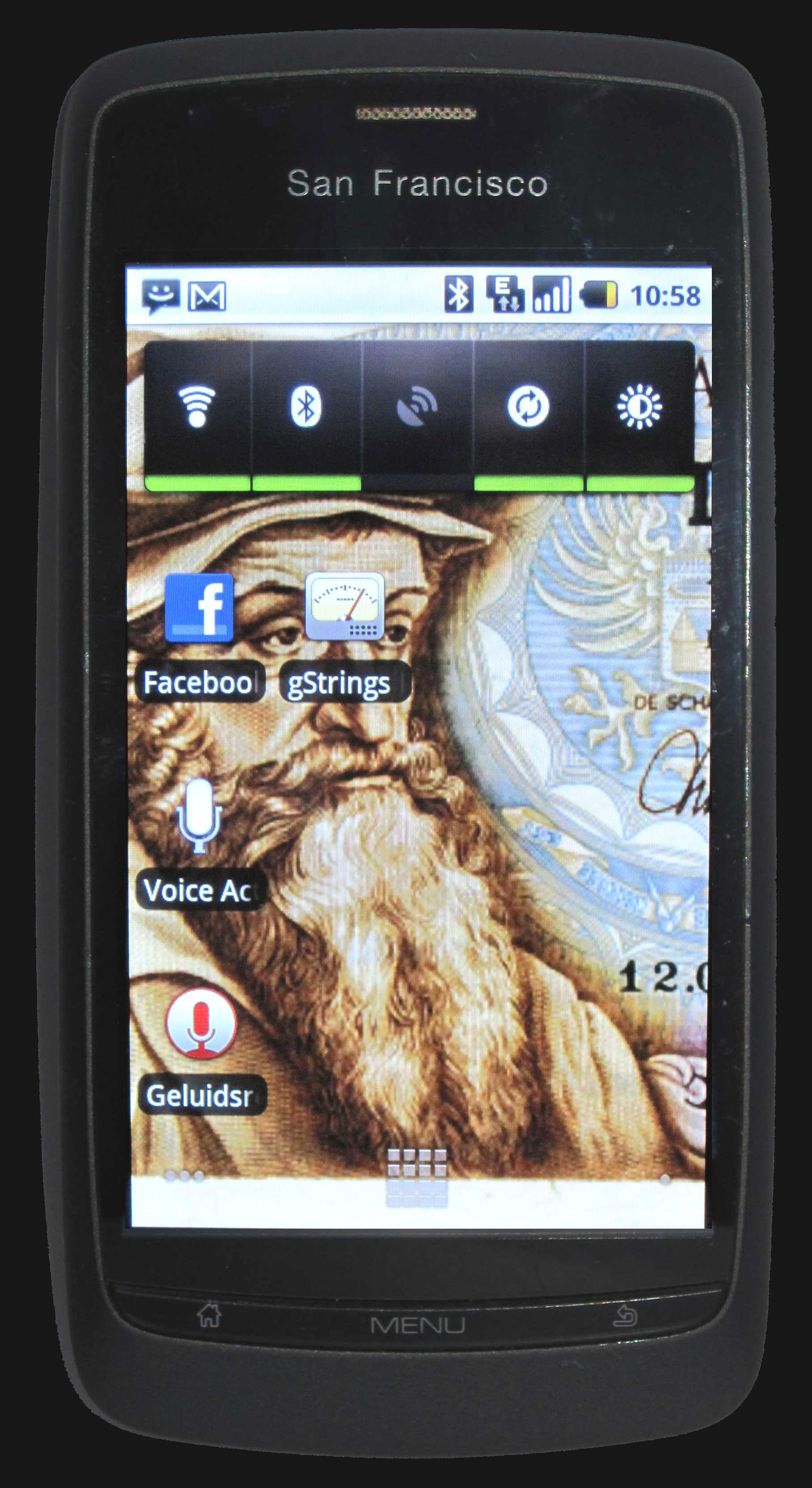 Demo Smartphones van Google