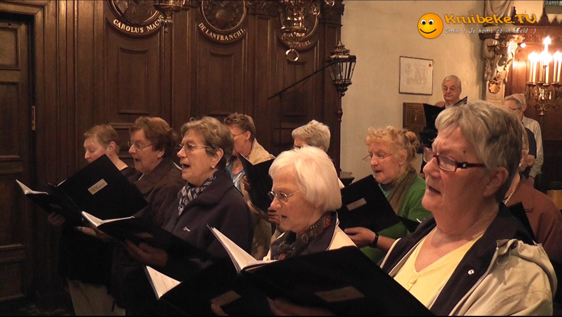 Jubileumviering 35 jaar Kerkkoor Jubilate