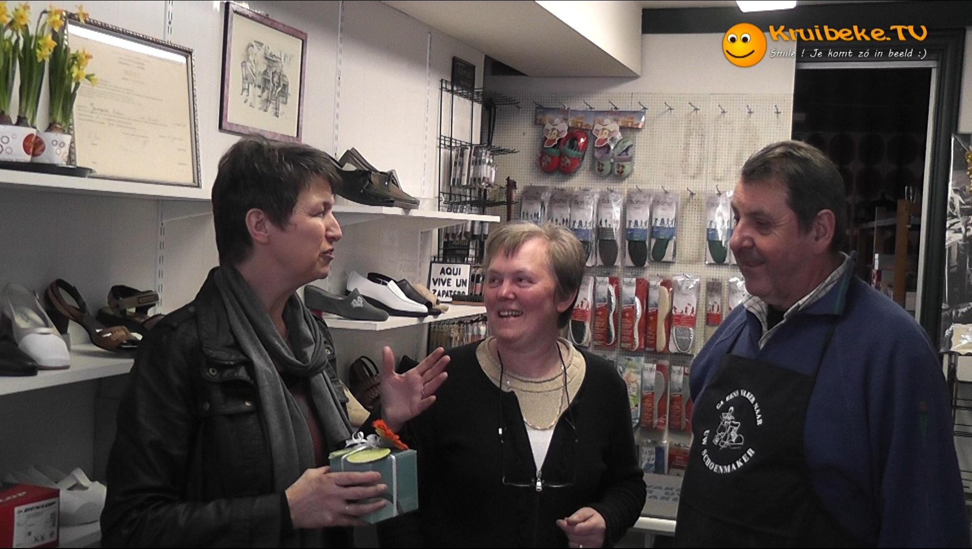 20120331 3 vrienden op pensioen in kruibeke Schoenmaker Andre Janssens