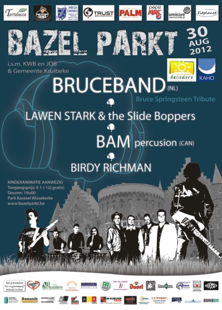 Bazel Parkt