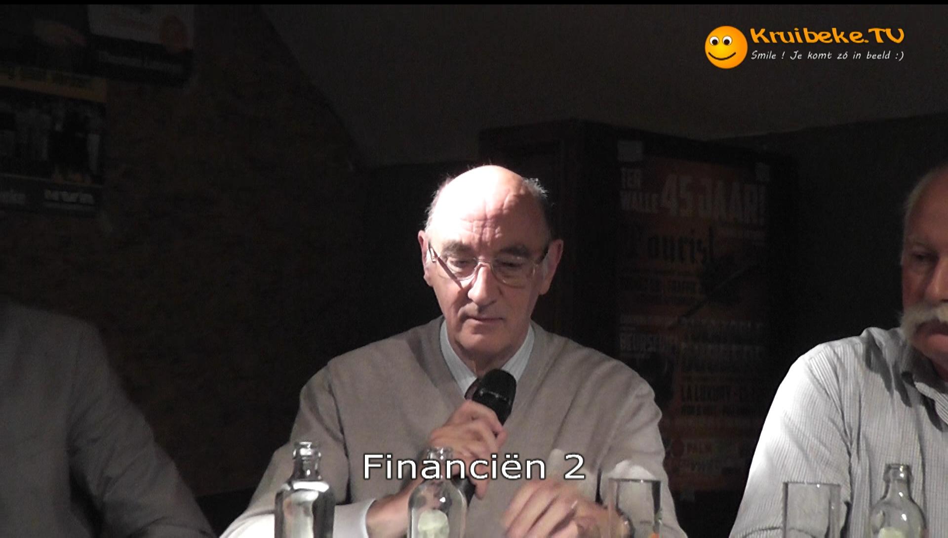20121007 debattle deel 2 F de lijsttrekkers Financiën 2