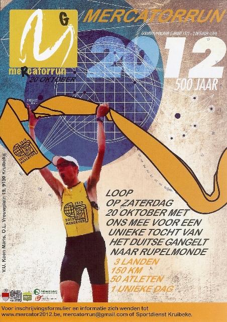 Mercatorrun 2012