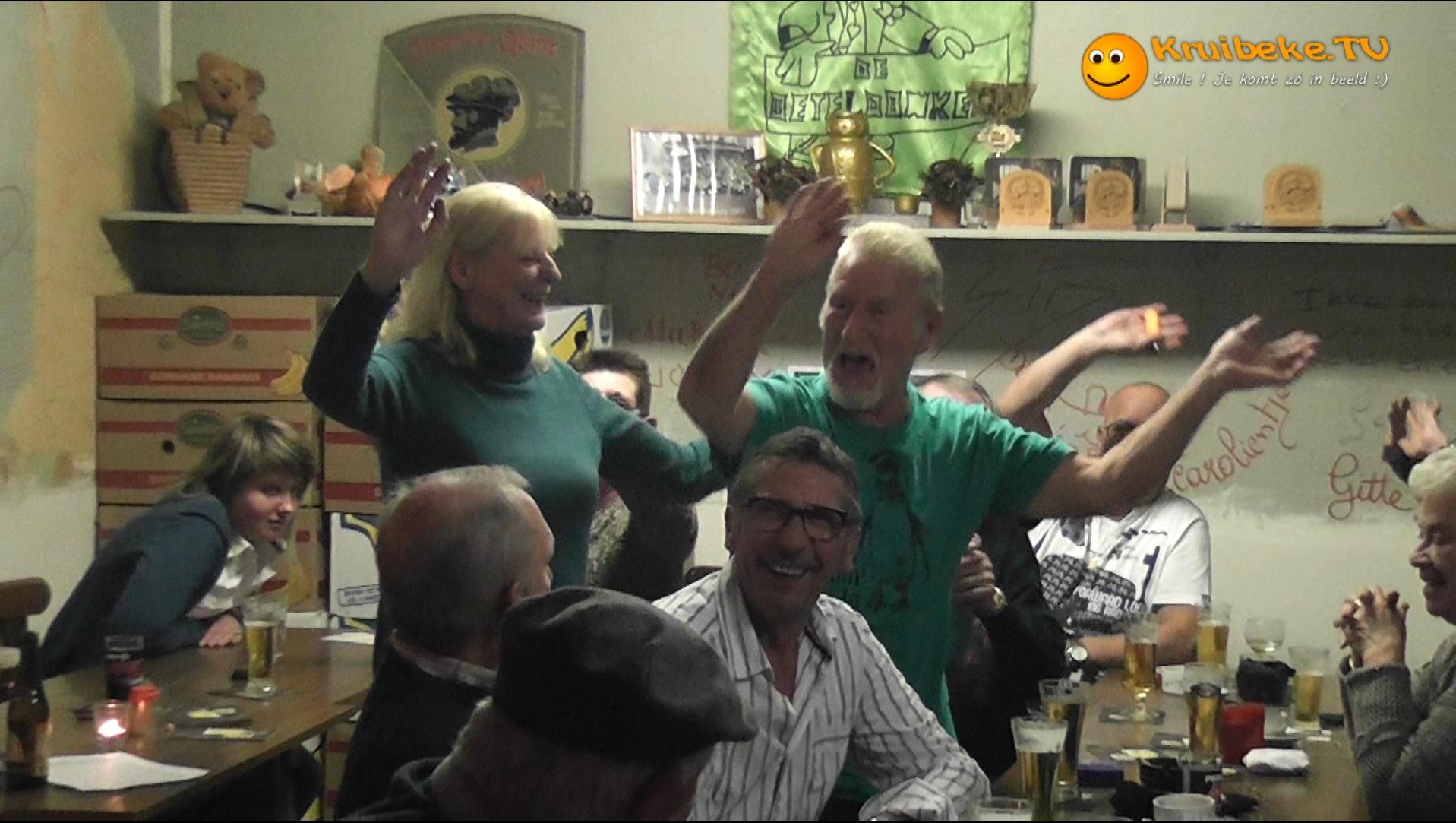 Volkscafe 't Hoekske uit de Hoogstraat in Bazel