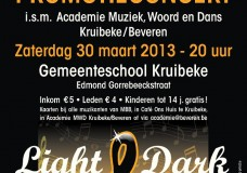 Mercatorbrassband Promotieconcert