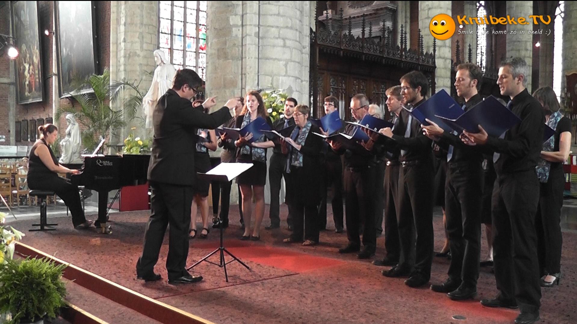 Cantatille op de Gentse Feesten deel 2