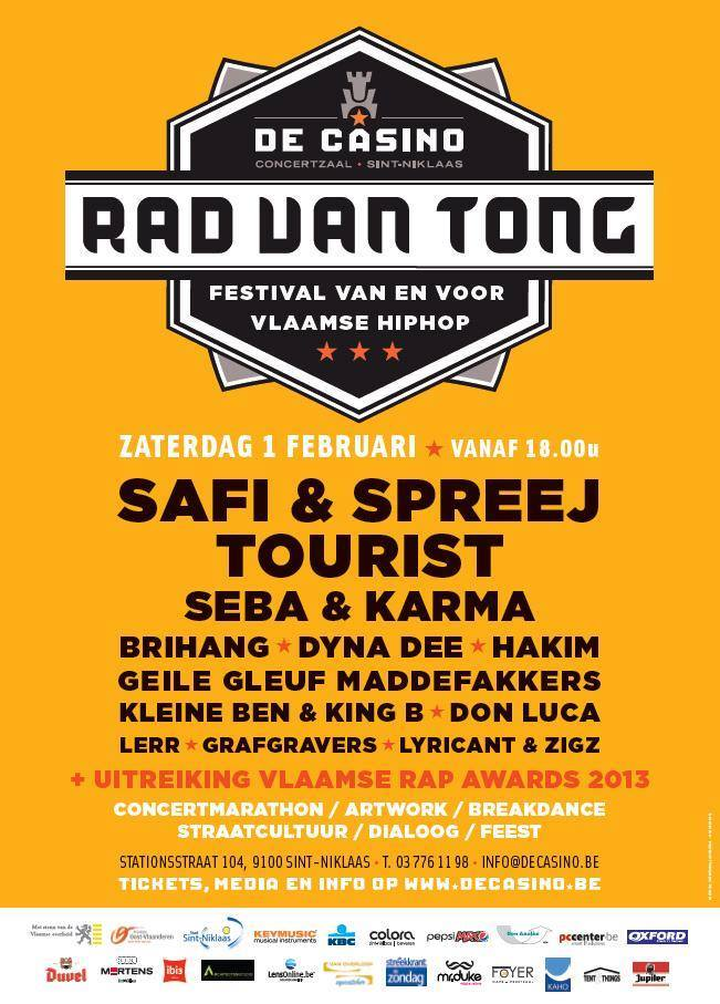 Vlaamse Rap
