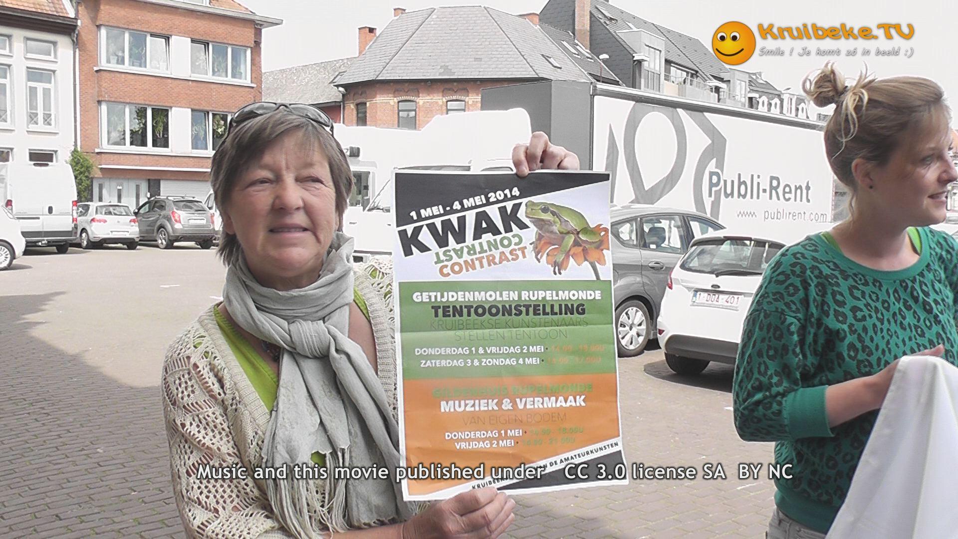 KWak 2014 in Kruibeke