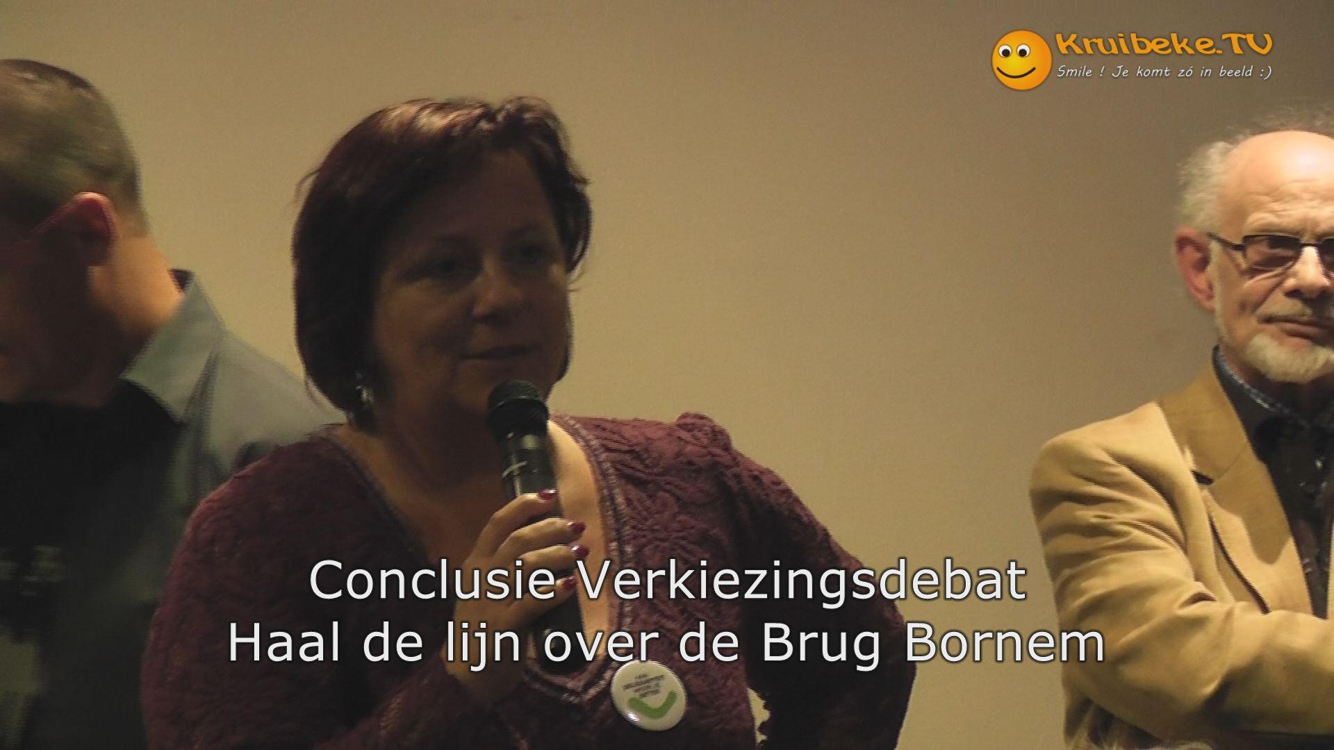 Conclusie mobiliteitsdebat Bornem