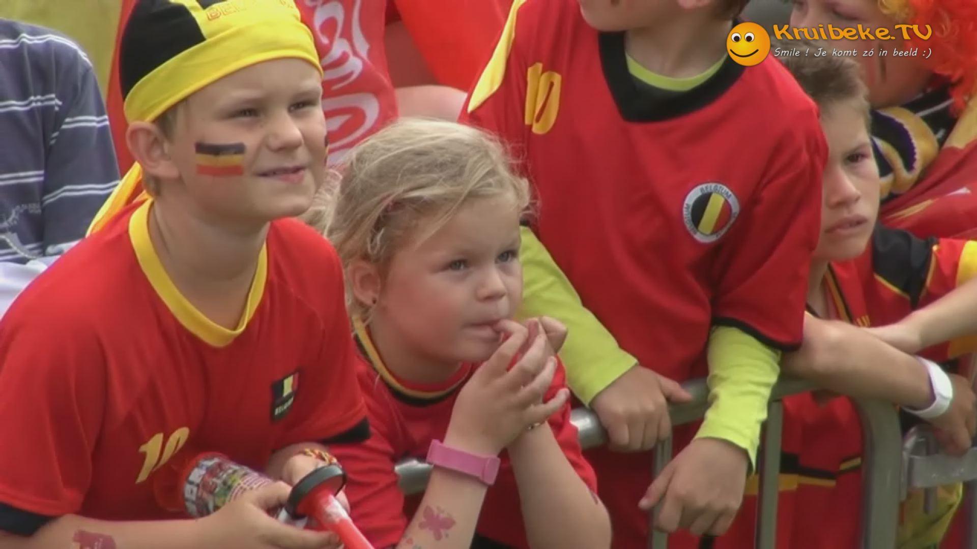 Argentinië- België
