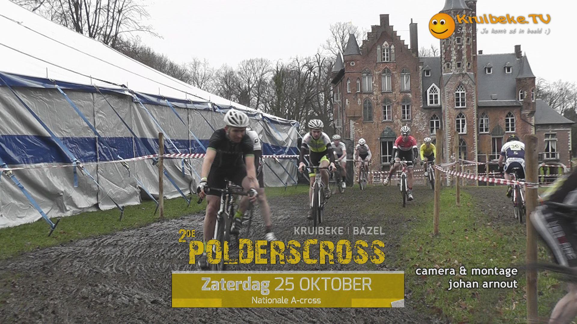 Polderscross in Kruibeke Bazel