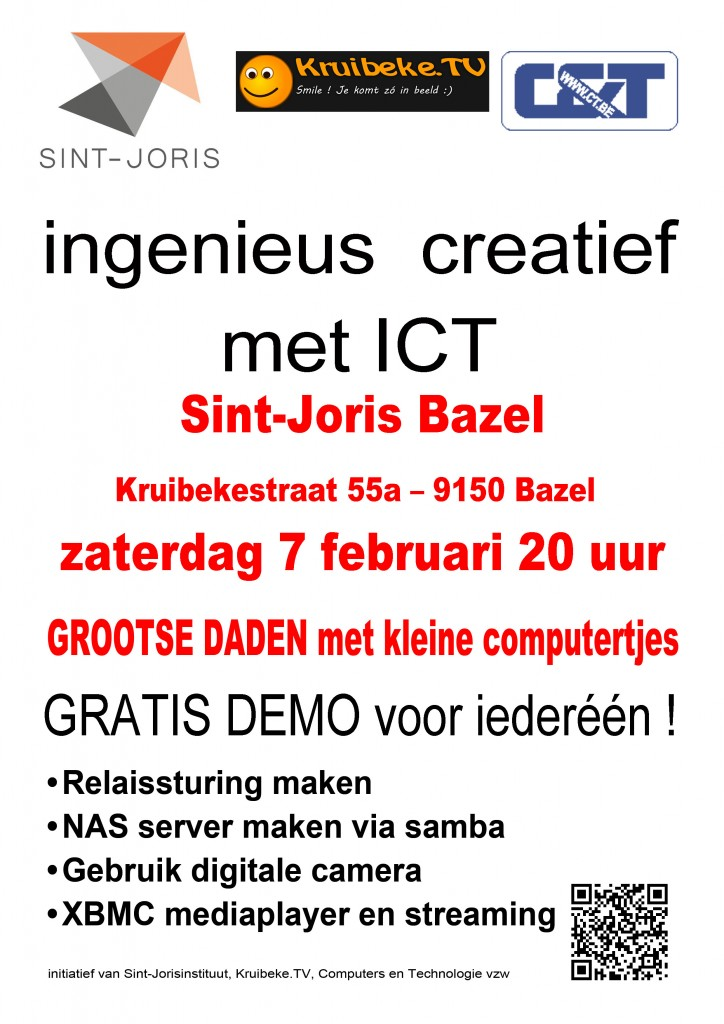 ICT treffen Sint Joris Instituut Bazel
