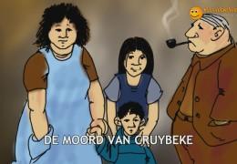 DE MOORD VAN CRUYBEKE door Gaffeltuig