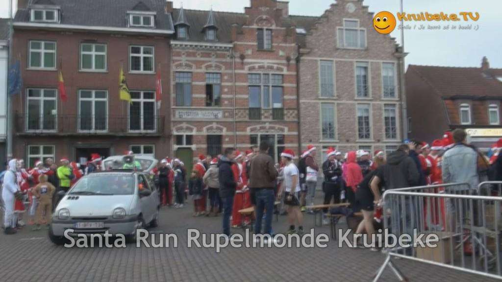 Santa Run van Rupelmonde naar Kruibeke