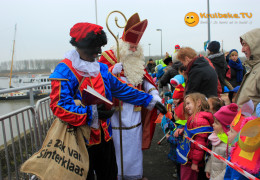 Sinterklaas in Rupelmonde