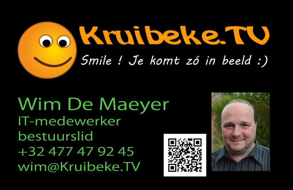 wim-de-maeyer-perskaart-Kruibeke