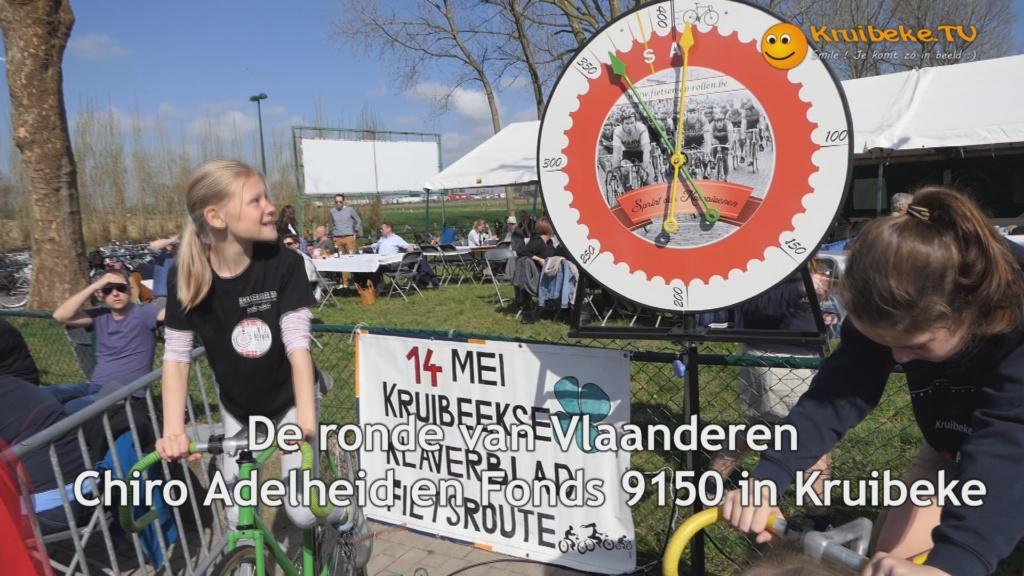 Feestje voor de Ronde Van Vlaanderen