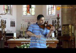 Nandor Farkas Virtuoze muziek voor viool solo